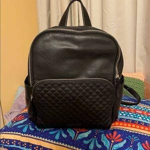 Vera Bradley leather backpack